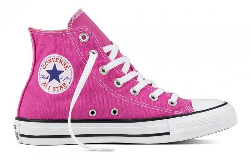 gyerek converse cipő rózsaszín