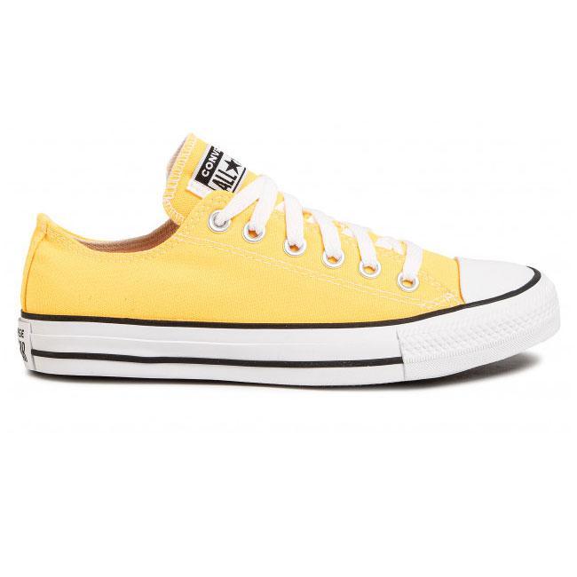 converse női cipő sárga