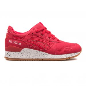 asics piros cipő